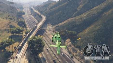 GTA 5 Improved freight train 3.8 zweite Screenshot
