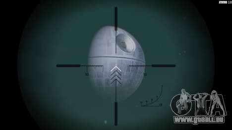 DeathStar Moon v3 Complete Deathstar pour GTA 5