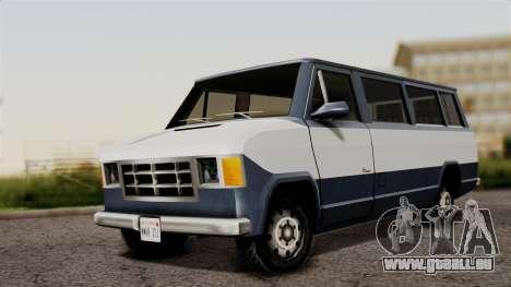 El Passa Van pour GTA San Andreas