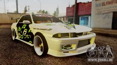 Nissan Skyline R32 Speedhunters pour GTA San Andreas