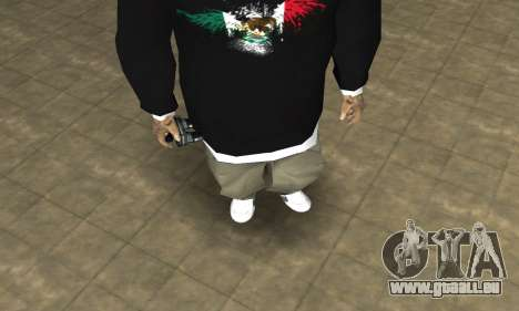 Rifa Skin First für GTA San Andreas zweiten Screenshot