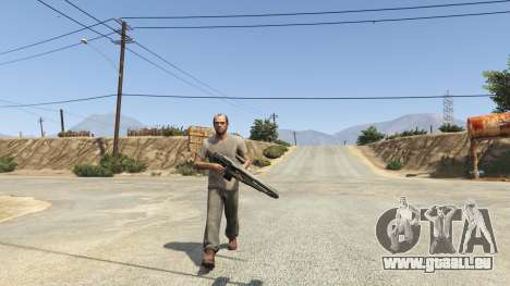 GTA 5 Halo 5 Light Rifle 1.0.0 dritten Screenshot