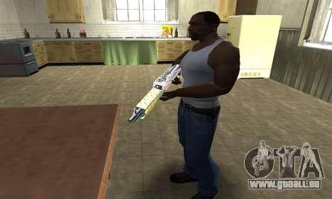 Ganja SPAS-12 pour GTA San Andreas troisième écran