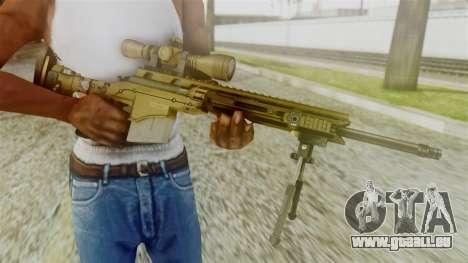 MSR pour GTA San Andreas troisième écran