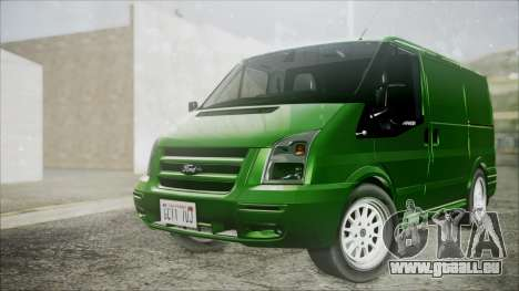 Ford Transit SSV 2011 pour GTA San Andreas