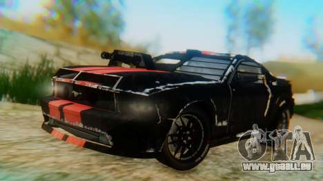 Shelby GT500 Death Race für GTA San Andreas