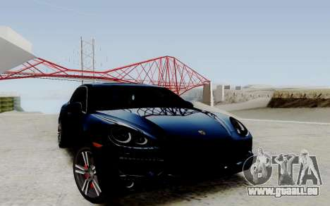 ENB Series Ultra Graphics for Low PC v3 für GTA San Andreas zweiten Screenshot