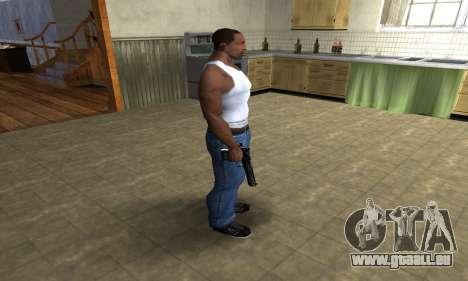 Desert Eagle pour GTA San Andreas troisième écran