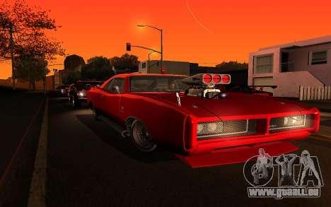 Zolta ENB für GTA San Andreas her Screenshot