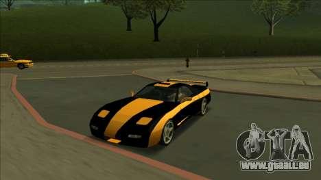 ZR-350 Road King pour GTA San Andreas moteur