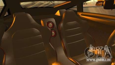 GTA 5 Pegassi Osiris IVF pour GTA San Andreas vue de côté
