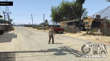 GTA 5 Mod Menu (No More Hotkeys) 2.0 troisième capture d'écran