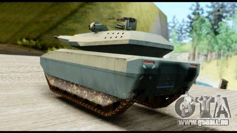 PL-01 Concept für GTA San Andreas linke Ansicht