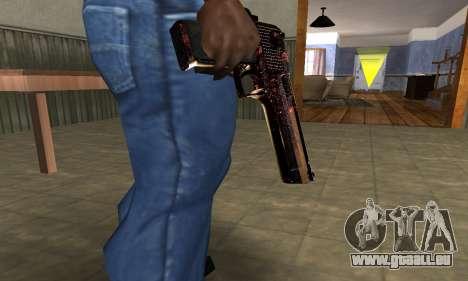 Klajk Deagle pour GTA San Andreas