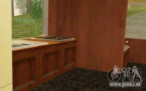 Winnebago Brave 1979 für GTA San Andreas rechten Ansicht