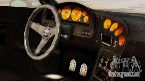 Pegassi Osyra Full Extras für GTA San Andreas rechten Ansicht
