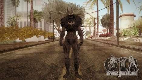 Batman Nightmare Skin pour GTA San Andreas deuxième écran