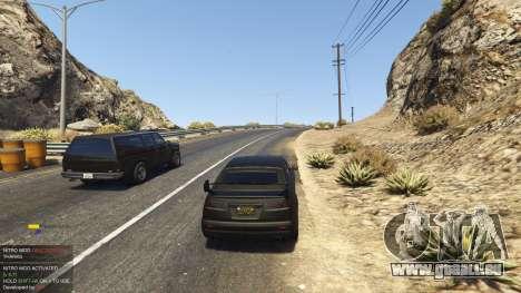 GTA 5 Nitro Mod (Xbox Joystick support) 0.7 vierten Screenshot