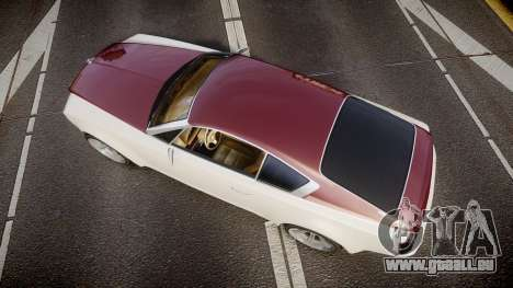 GTA V Enus Windsor für GTA 4 rechte Ansicht