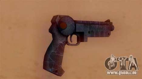 Laser Pistol für GTA San Andreas zweiten Screenshot