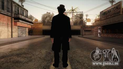 Dr. John Watson v2 für GTA San Andreas dritten Screenshot
