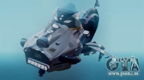 NRG Moto Jet Buzz Clean Model für GTA San Andreas