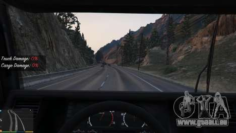 Trucking Missions 1.5 pour GTA 5