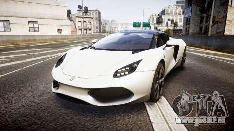 Arrinera Hussarya 2014 [EPM] pour GTA 4