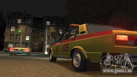 MIT 2105 Gorsvet für GTA 4 linke Ansicht
