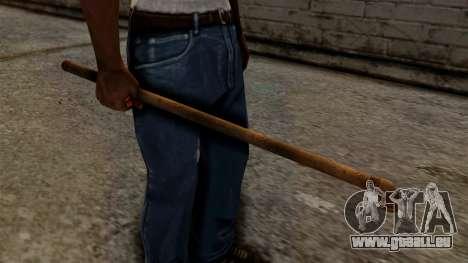 Steel Pipe für GTA San Andreas zweiten Screenshot