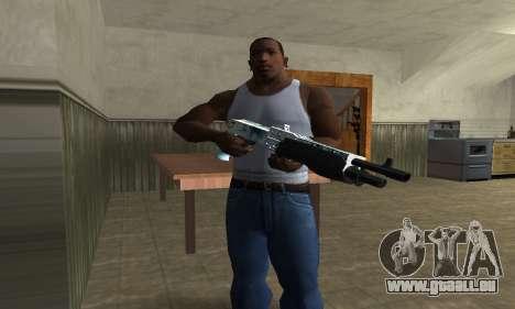 Like Combat Gun pour GTA San Andreas troisième écran