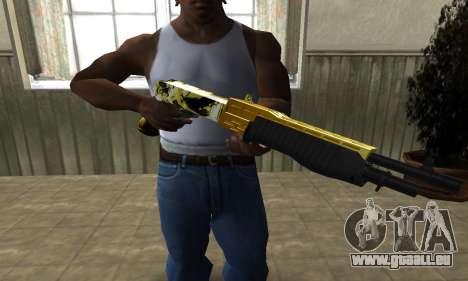 Wonder Combat Shotgun für GTA San Andreas