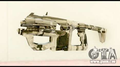 Micro SMG from Crysis 2 pour GTA San Andreas