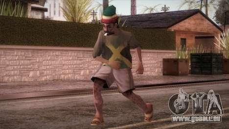Rasta Grandpa pour GTA San Andreas