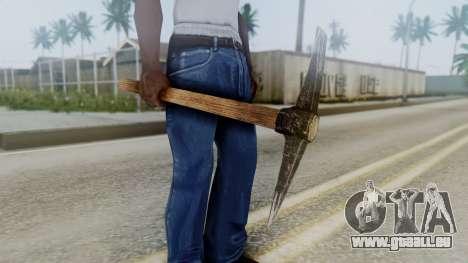 Red Dead Redemption Net pour GTA San Andreas deuxième écran