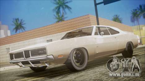 Dodge Charger RT 1969 pour GTA San Andreas