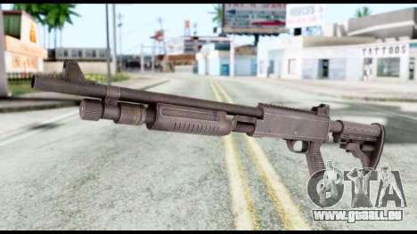 Combat Shotgun from Resident Evil 6 für GTA San Andreas