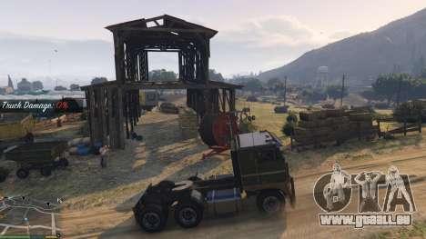 GTA 5 Trucking Missions 1.5 dixième capture d'écran