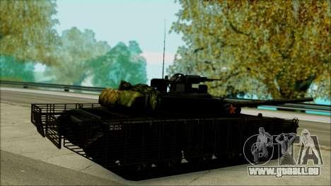 Type 99 BF4 für GTA San Andreas linke Ansicht