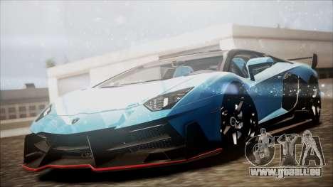 Lamborghini Veneno LP700-4 AVSM für GTA San Andreas rechten Ansicht