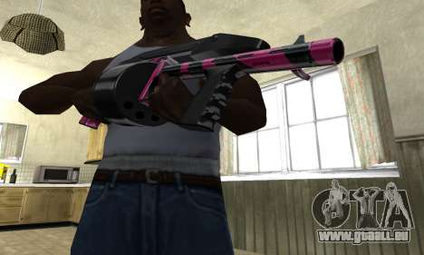 Granate Combat Shotgun für GTA San Andreas