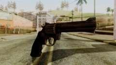 Colt Revolver from Silent Hill Downpour v1