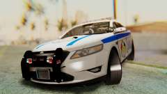 Ford Taurus Iraq Police v2