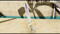 L'épée du paladin