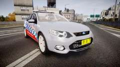 Ford Falcon FG XR6 Turbo Highway Patrol [ELS]