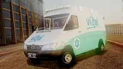 Mercedes-Benz Sprinter Ambulance Vittal