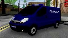 Opel Vivaro Policija