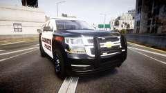 Chevrolet Tahoe 2015 Elizabeth Police [ELS] pour GTA 4