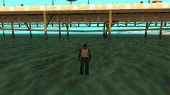 Zu Fuß auf dem Wasser