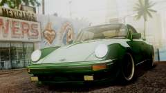 Porsche 911 Turbo (930) 1985 Kit A PJ pour GTA San Andreas